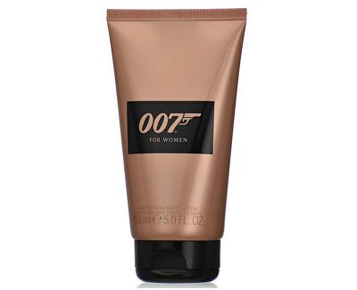 James Bond 007 Woman - tělové mléko