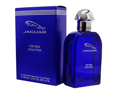 Jaguar For Men Evolution - EDT