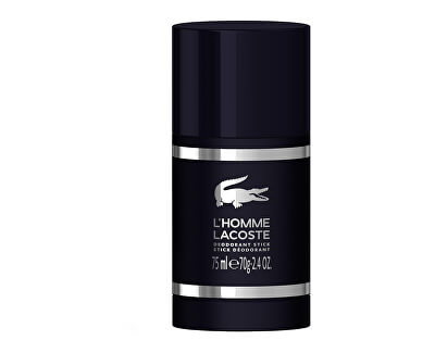 L`Homme Lacoste - tuhý deodorant