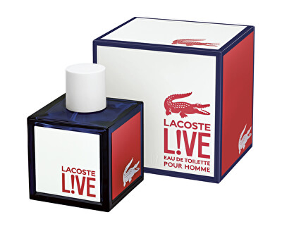 Lacoste LIVE - EDT