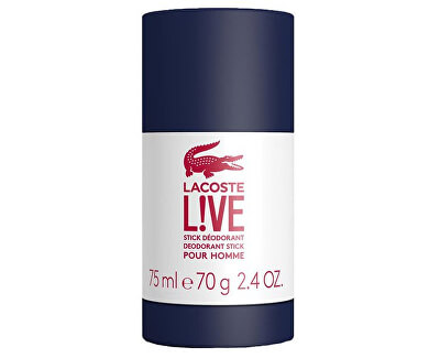 Lacoste LIVE - Deodorant solid