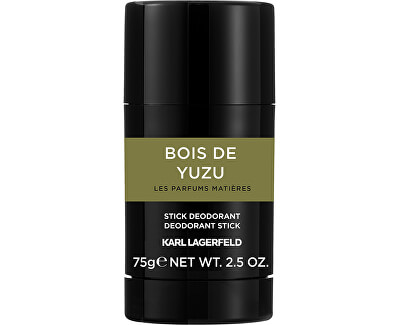 Bois De Yuzu - tuhý deodorant