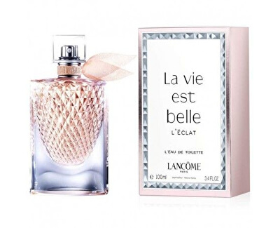 La Vie Est Belle L`Éclat - EDT - SLEVA - bez celofánu, chybí cca 2 ml