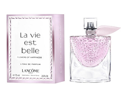La Vie Est Belle Flowers Of Happiness - EDP