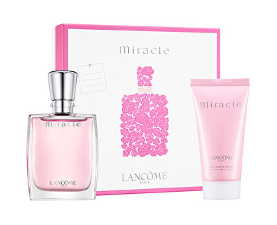 Miracle - EDP 30 ml + lapte de corp 50 ml