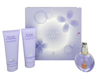 Lanvin Eclat D`Arpege - EDP 100 ml + gel de duș 100 ml + lotiune de corp 100 ml