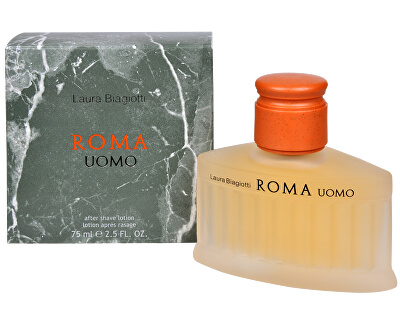 Roma Uomo - after shave