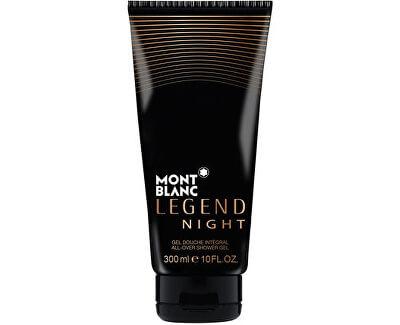 Legend Night - sprchový gel