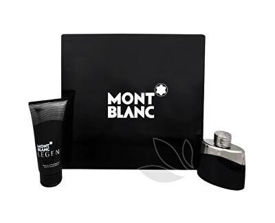 Mont Blanc Legend - EDT 50 ml + balzám po holení 100 ml
