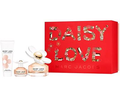 Daisy Love - EDT 100 ml + tělové mléko 75 ml + EDT 4 ml