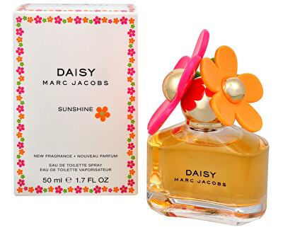 Daisy Sunshine - toaletní voda s rozprašovačem