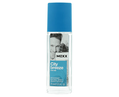 City Breeze For Him - natural spray