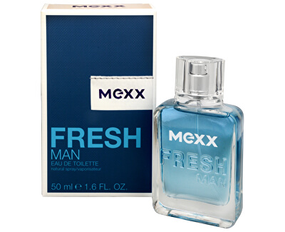 Mexx Fresh Man - EDT