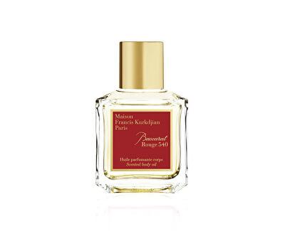 Baccarat Rouge 540 - tělový olej