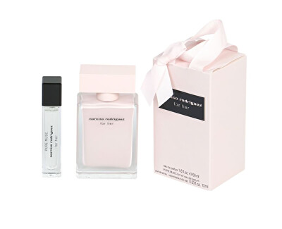 For Her - EDP 50 ml + Pure Musc - EDP 10 ml
