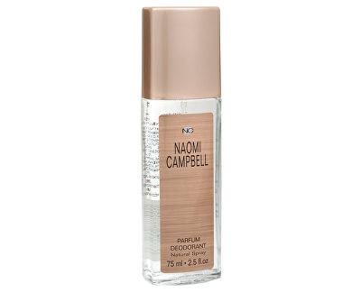 Naomi Campbell - dezodorant s rozprašovačom