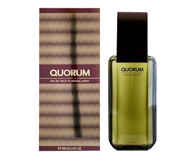 Quorum - EDT