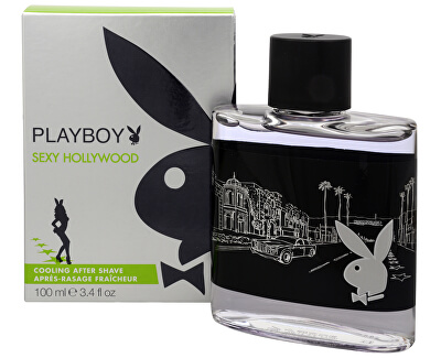 Hollywood Playboy - voda po holení