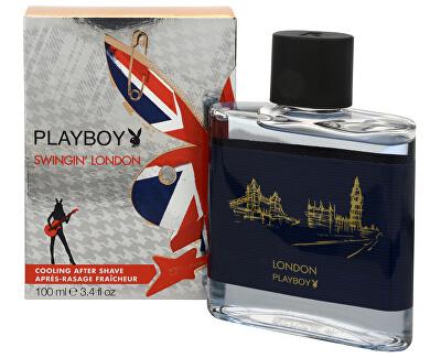 Playboy London Playboy - voda po holení