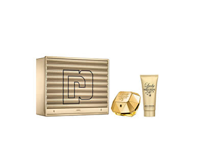 Lady Million - EDP 80 ml + tělové mléko 100 ml