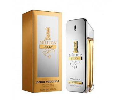 1 Million Lucky - EDT - SLEVA - bez celofánu, chybí cca 7 ml