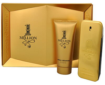 Paco Rabanne 1 Million - EDT 100 ml + Gel de duș 100 ml