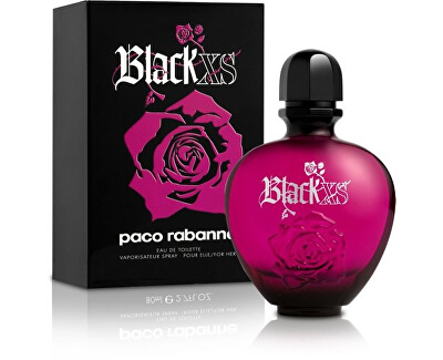 Paco Rabanne Black XS for Her - EDT