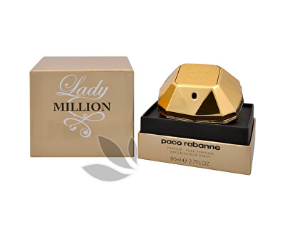 Paco Rabanne Lady Million Absolutely Gold - parfum