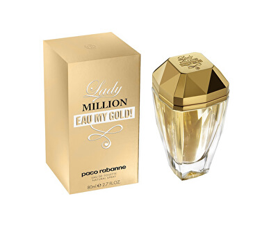 Lady Million Eau My Gold! - EDT