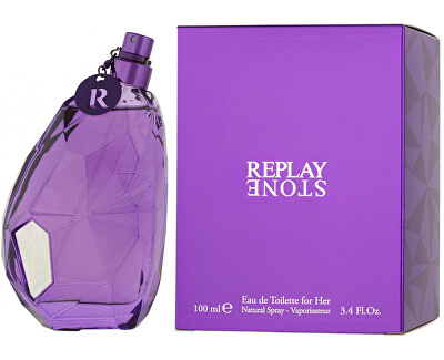 Replay Stone For Her - EDT