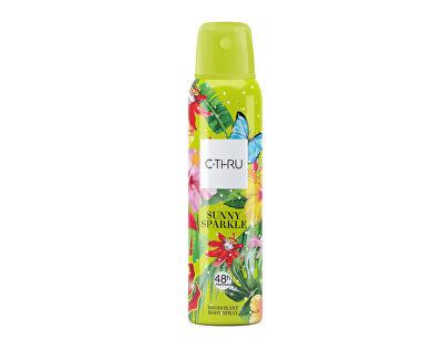 Sunny Sparkle - deodorant ve spreji