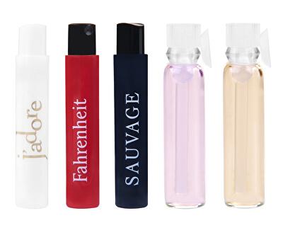 Set exkluzivních vůní - Dior, Lancome, Montale