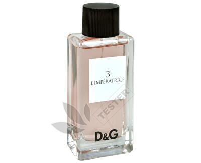 D&G Anthology L`Imperatrice 3 - EDT TESTER