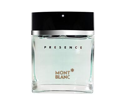 Mont Blanc Presence - EDT TESTER