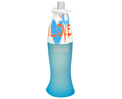 Moschino Cheap & Chic I Love Love - EDT TESTER