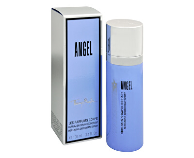 Angel - deodorant ve spreji