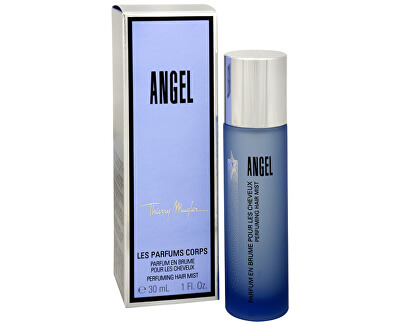Angel - vlasová mlha