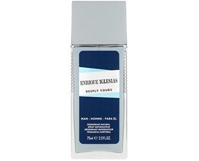 Deeply Yours Man - deodorant s rozprašovačem