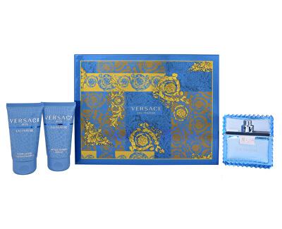 Eau Fraiche Man - EDT 50 ml + sprchový gel 50 ml + balzám po holení 50 ml
