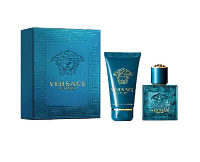 Versace Eros - EDT 30 ml + sprchový gel 50 ml