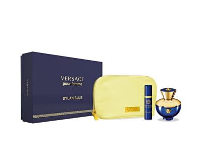 Pour Femme Dylan Blue - EDP 100 ml + EDP 10 ml + kosmetická taštička