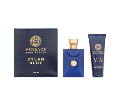 Versace Pour Homme Dylan Blue - EDT 100 ml + sprchový gel 100 ml