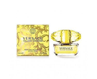 Yellow Diamond - deodorant s rozprašovačem