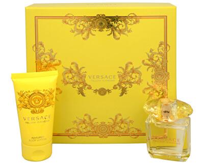 Versace Yellow Diamond - EDT 30 ml + tělové mléko 50 ml