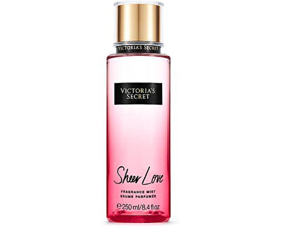 Sheer Love - body mist