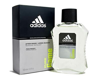 Adidas Pure Game - voda po holení - SLEVA - poškozená krabička