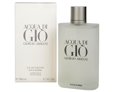 Acqua Di Gio Pour Homme - EDT - SLEVA - bez celofánu, chybí cca 2 ml
