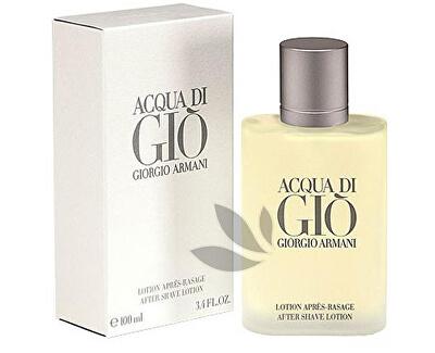 Armani Acqua Di Gio Pour Homme - voda po holení - SLEVA - bez celofánu