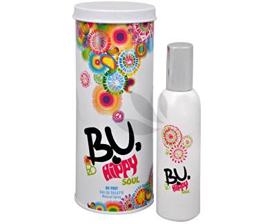 B.U. Hippy Soul - EDT - REDUCERE -cutia deteriorată