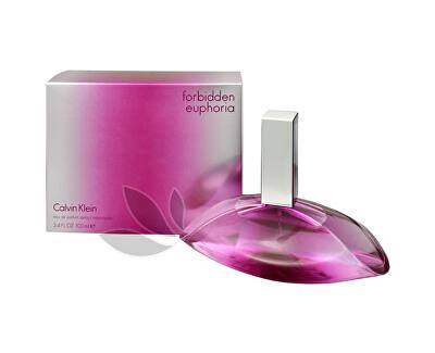 Calvin Klein Euphoria Forbidden - EDP - SLEVA - pomačkaná krabička